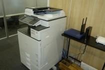 PAP本社に新しいコピー機が入りました