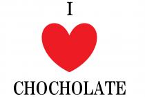 チョコレートに夢中