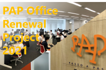 PAP Office Renewal Project 2021